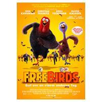 Deutschlandpremiere Free Birds