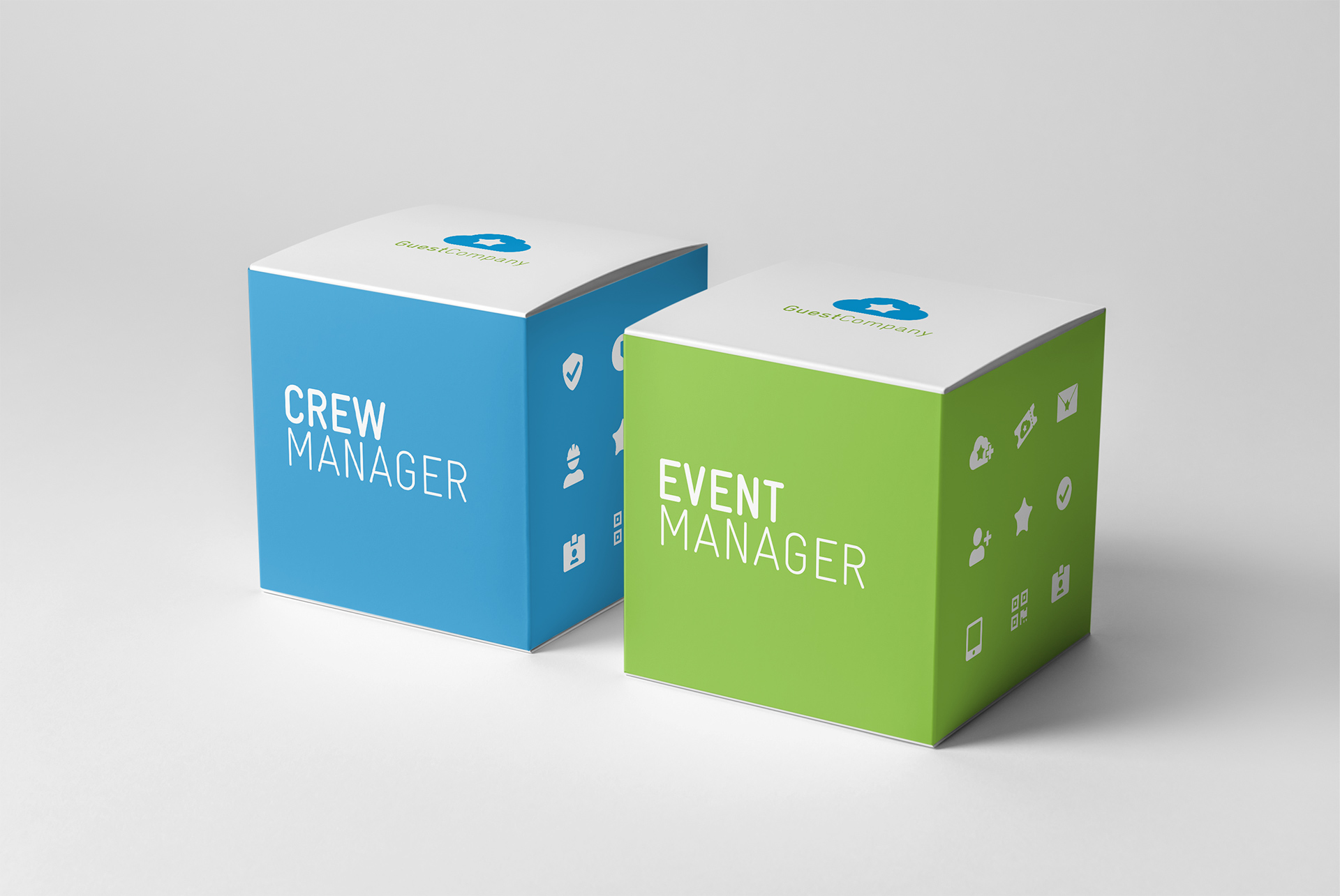 CrewManager und EventManager